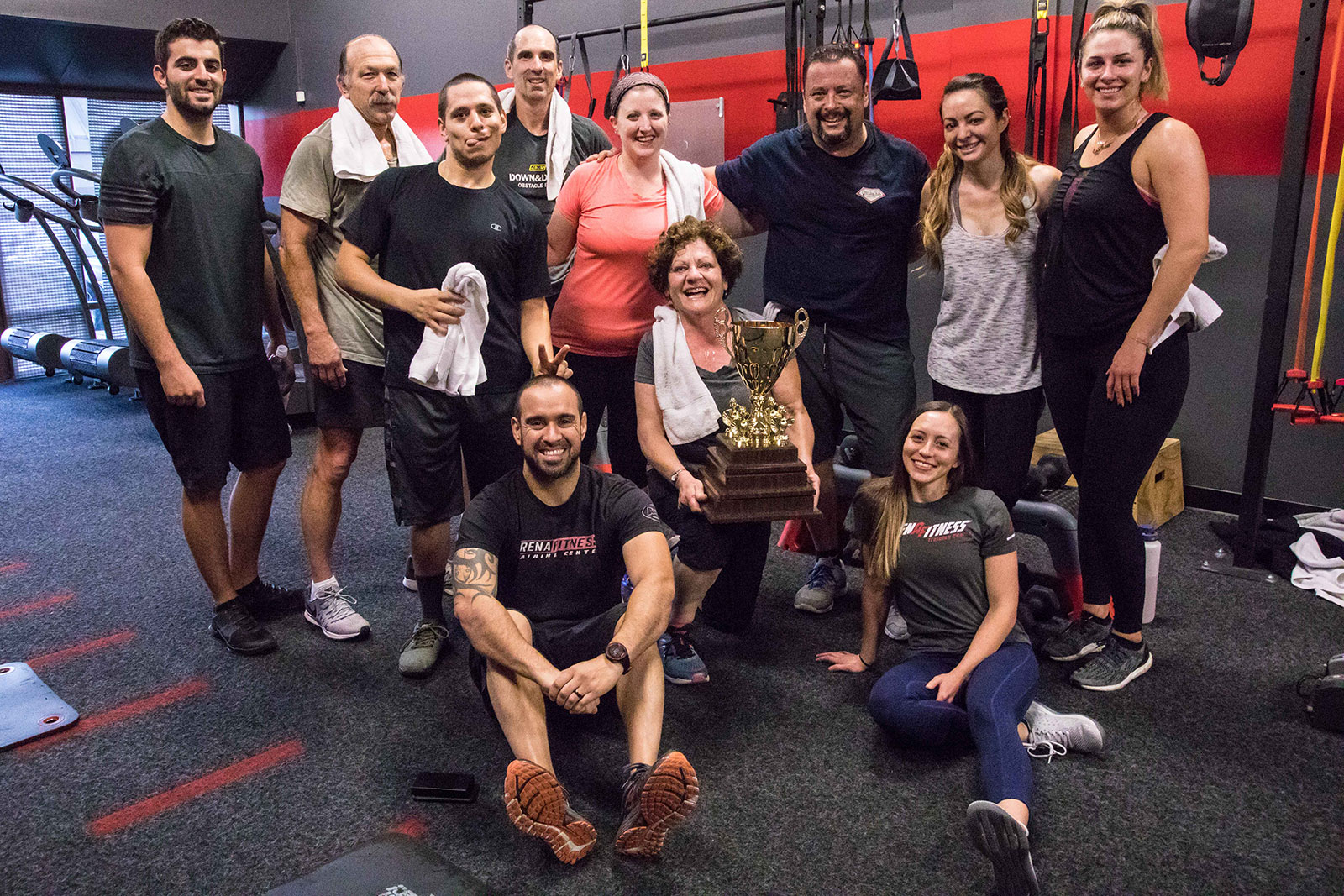 group training encino, group training northridge